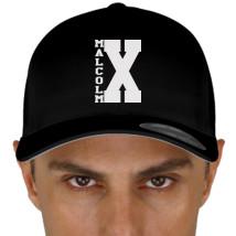 wholesale dealer 33f42 981c1 Malcolm X Logo White Baseball Cap