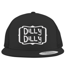 a2a31774feb7f dilly dilly Retro Trucker Hat (Embroidered)