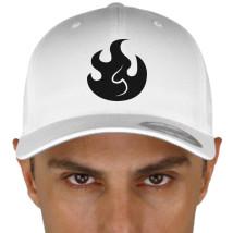 6accd2f819d Skylanders Fire Icon Baseball Cap