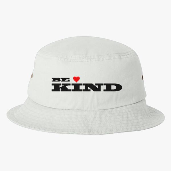 BE KIND Bucket Hat  b79b6ce77e74