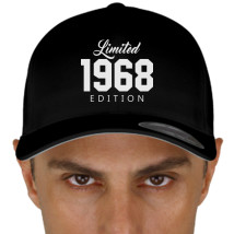 1968 Limited Edition Birthday Baseball Cap