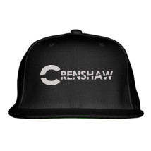 CRENSHAW Snapback Hat (Embroidered)  27f8e2829a7