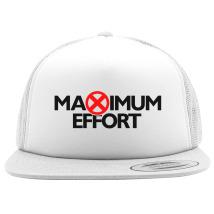 6eeaf5cf579 Maximum Effort Deadpool - Black Brushed Cotton Twill Hat ...