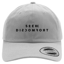 Yes Theory Seek Discomfort Cotton Twill Hat  b913ab0efa5b