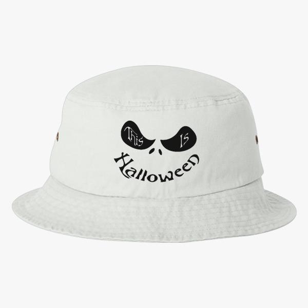 This is halloween Bucket Hat Change style c8c937365773
