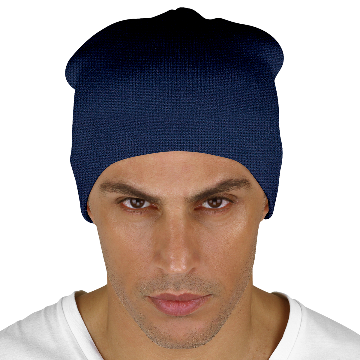 Design Your Custom Knit Beanies | Hatsline - Embroidery model