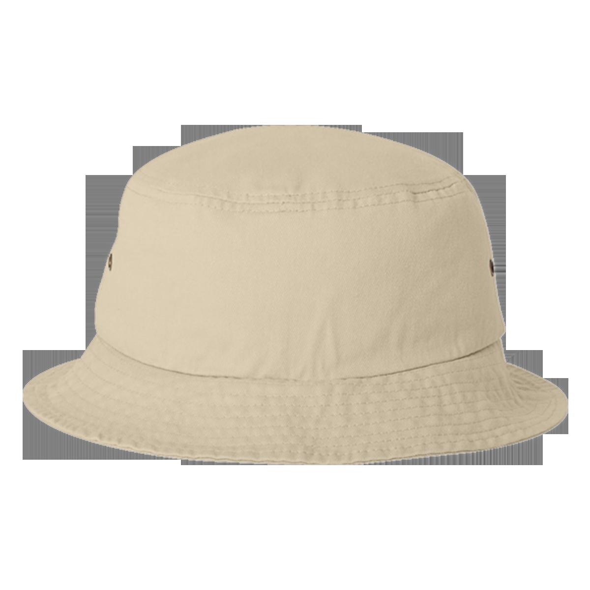 Design Your Custom Bucket Hats | Hatsline - Embroidery front