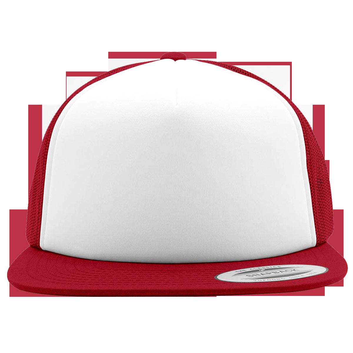 Custom Foam Trucker Hats | Hatsline front